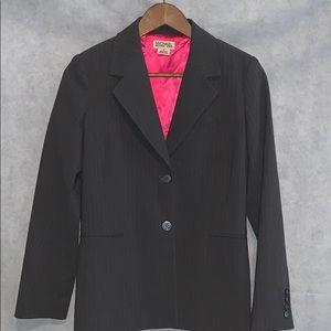 Michael Kors grey and pink blazer 6